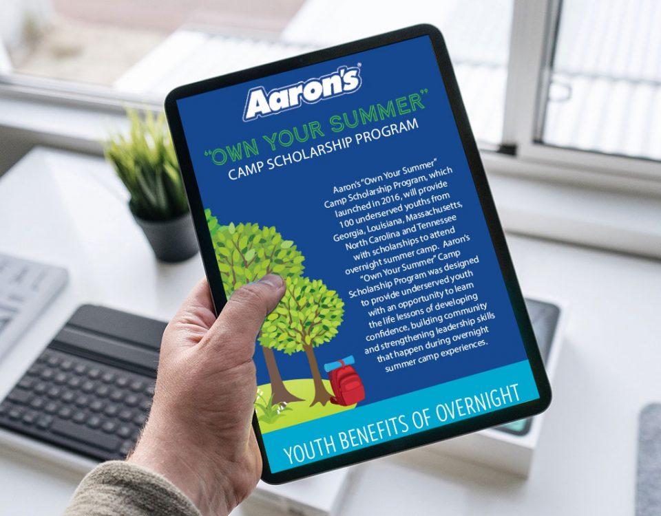 Aaron's Infographic